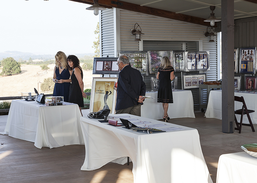 Reviewing Silent Auction Tribute Gala Sutter Care At Home